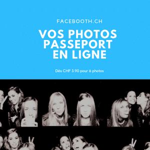 Vos photos passeport en ligne : simple, rapide et avantageux
