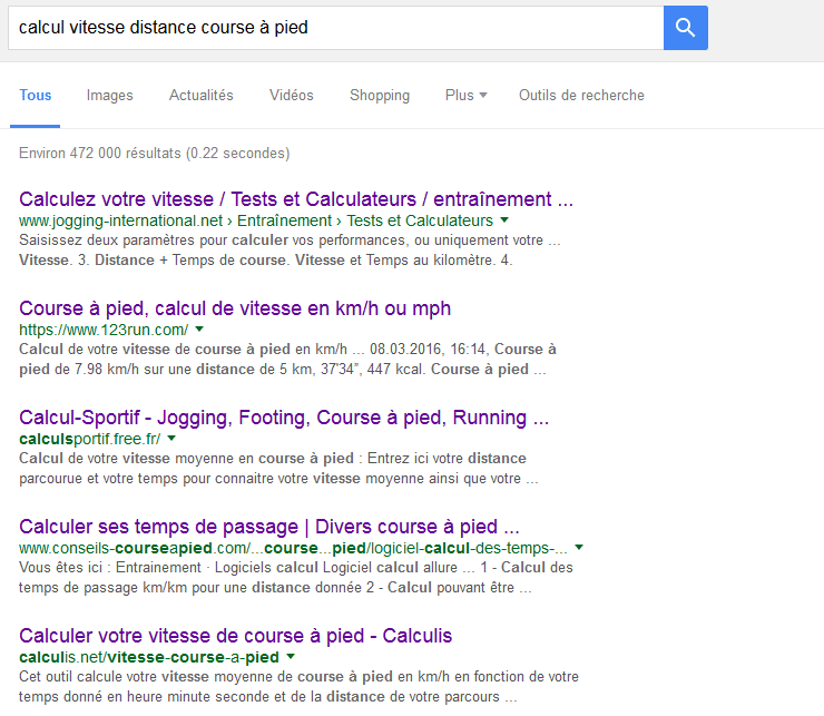 requete-google-calcul-vitesse-course-a-pied
