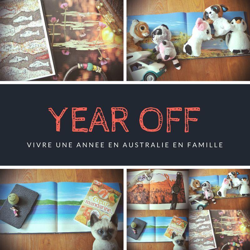 Year Off : Vivre une année en Australie